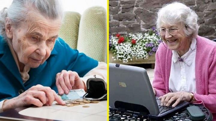 как живут пенсионеры