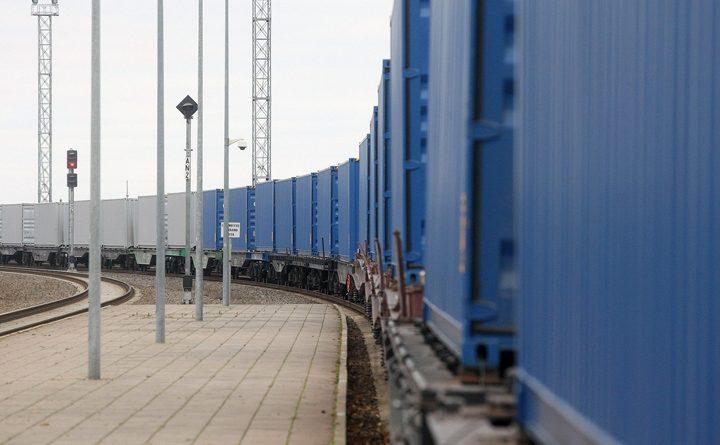 контейнерні перевезення