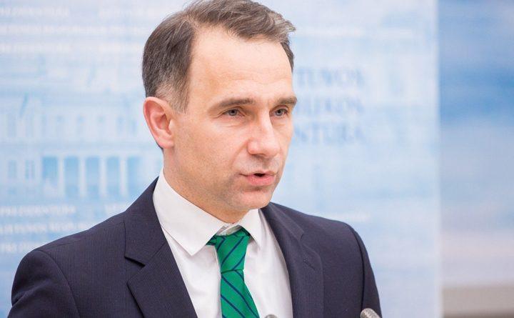 міністр транспорту Рокас Масіуліс