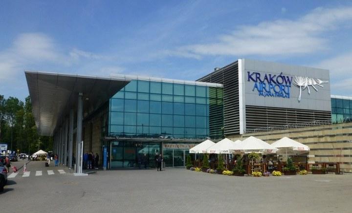 міжнародний аеропорт Краків