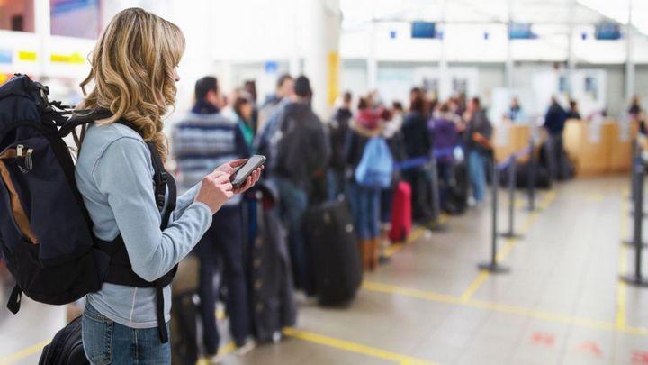 Пасажиропотік українських аеропортів