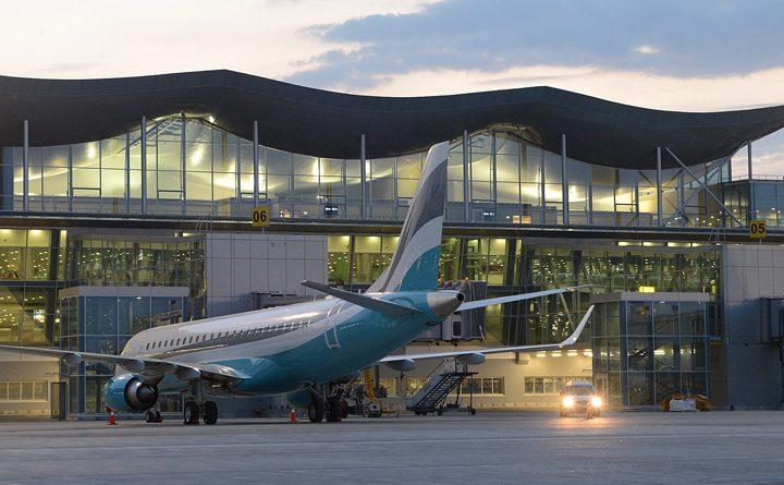 робота аеропорту «Бориспіль»