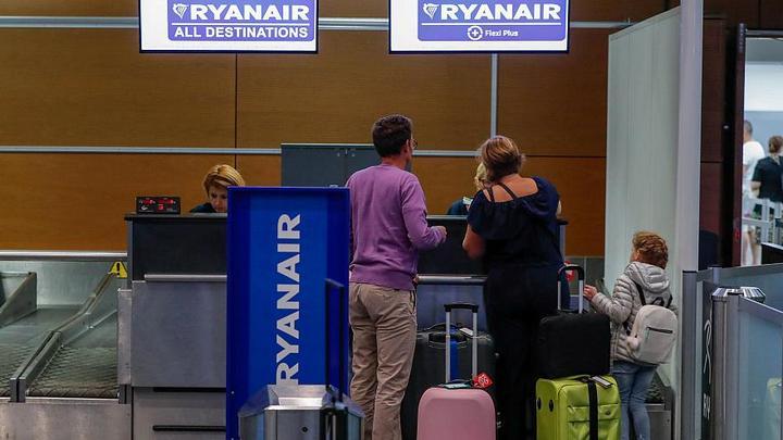 Ryanair объявил о Черной пятнице