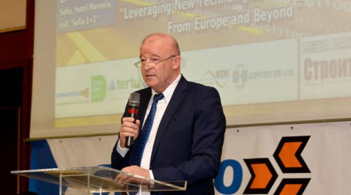 заместитель министра транспорта Болгарии Ангел Попов