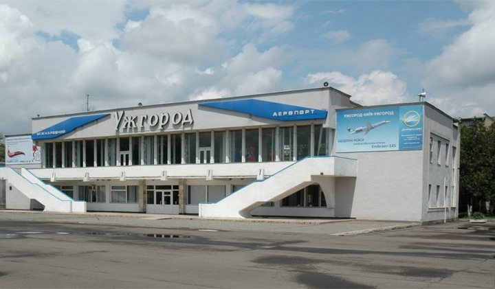 аеропорт Ужгород