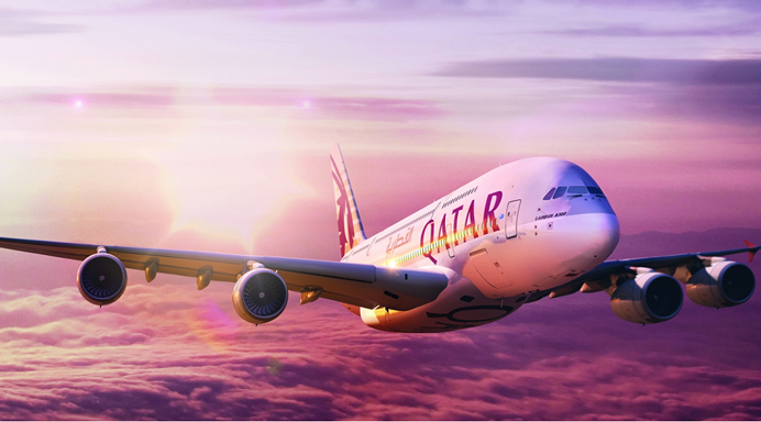 авіакомпанія Qatar Airways