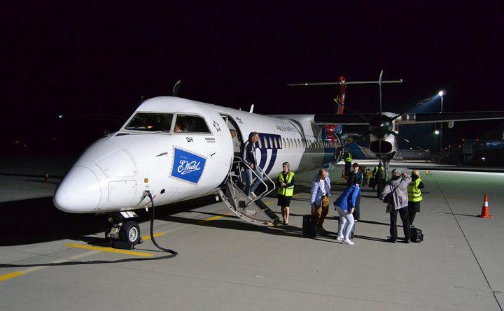 авіаперевезення з Бидгоща