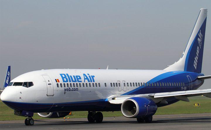 авіакомпанія Blue Air