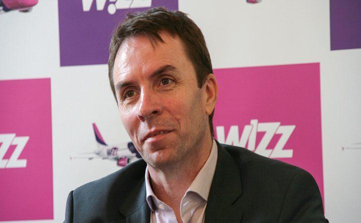 глава компанії Wizz Air Йожеф Вараді