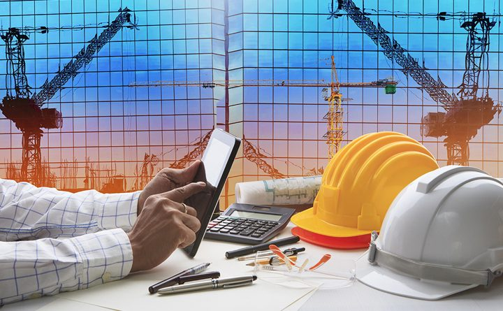 інженер на будівництві