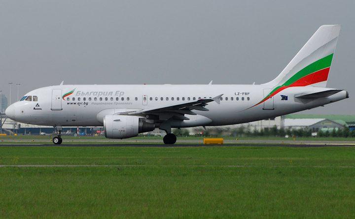 Национальные авиалинии Болгарии