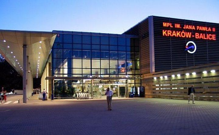 Краківський аеропорт