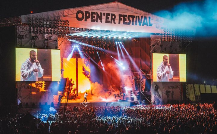 музичний фестиваль Open'er