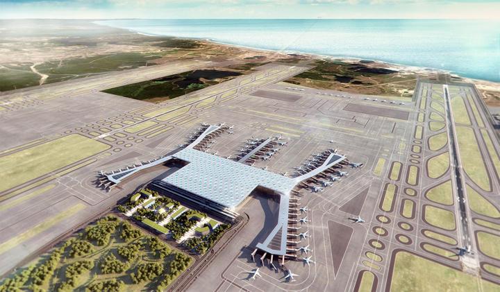 новий аеропорт Стамбула