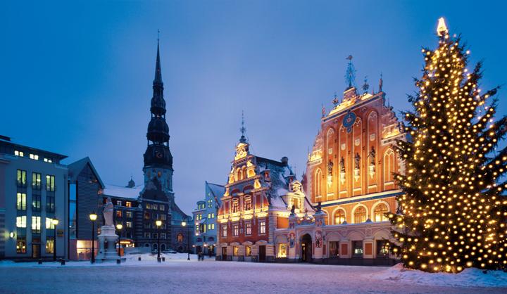 Новий рік у Польщі
