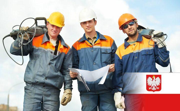 працівники в Польщі