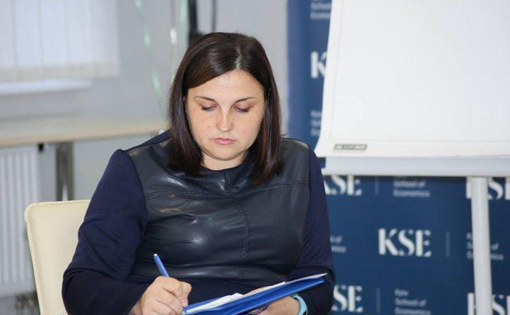 керівник директорату МОН Ірина Шумик