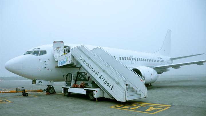 самолеты компании Dream Wind