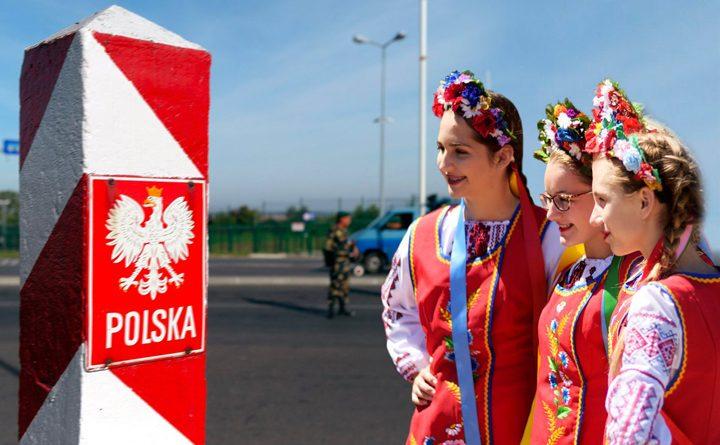 трудові мігранти в Польщі