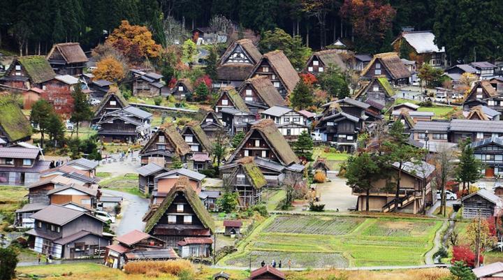 в Японии бесплатно раздают дома