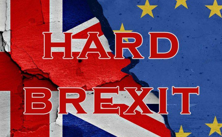 жорсткий Brexit