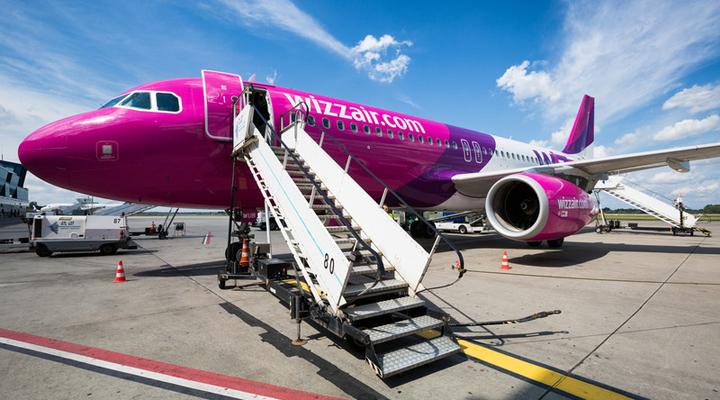 акция от лоукостера Wizz Air