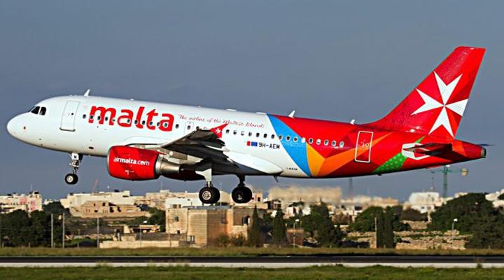 авіакомпанія Air Malta