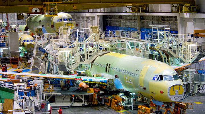 авиастроительная корпорации Airbus против «жесткого» Brexit