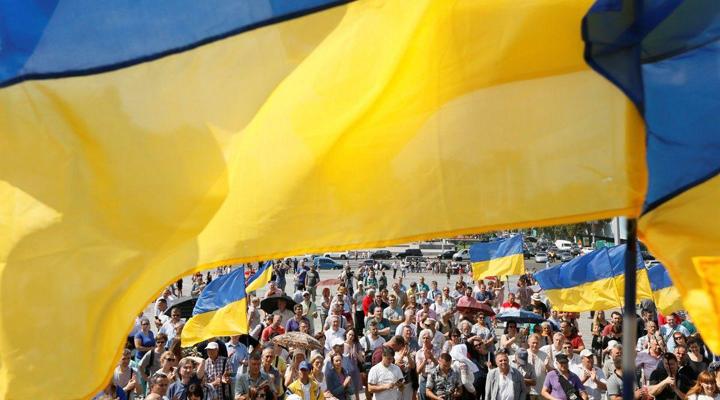 чисельність населення в Україні