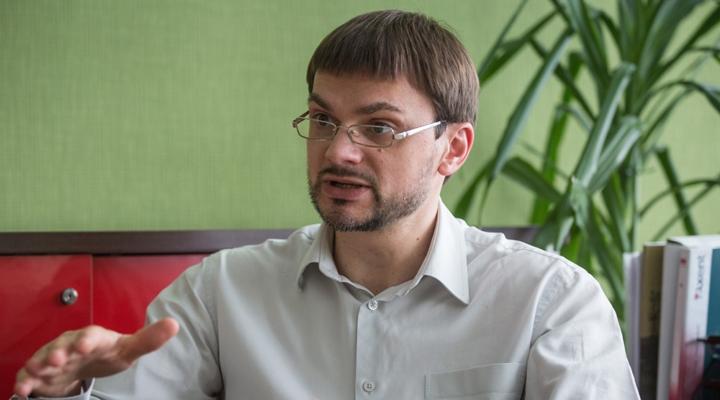 директор Асоціації постачальників торговельних мереж Олексій Дорошенко