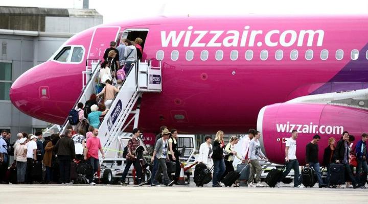 додаткові послуги авіакомпанії Wizz Air