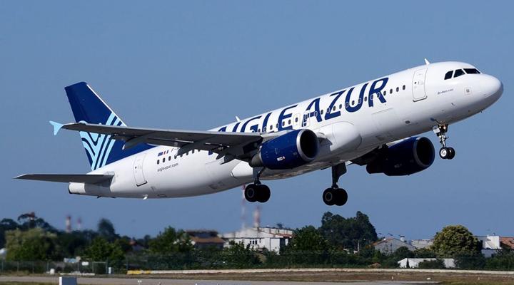французька авіакомпанія Aigle Azur