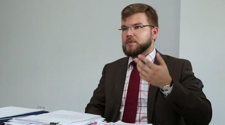 глава правления «Укрзализныци» Евгений Кравцов