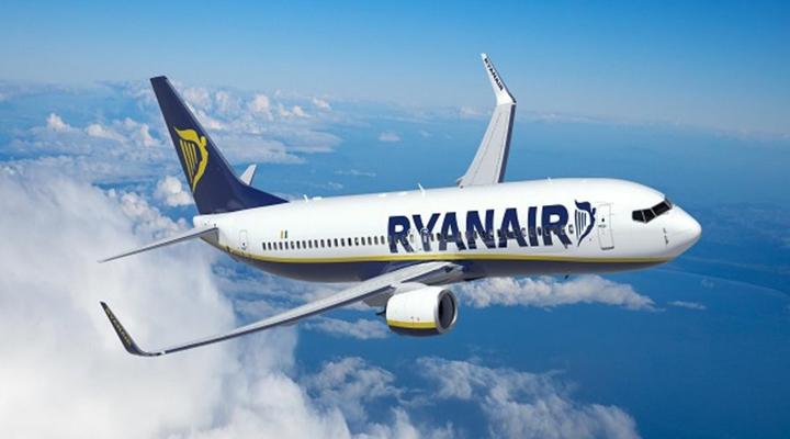 лоукостер Ryanair