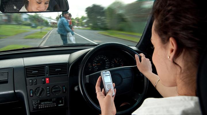 порушення правил водіння