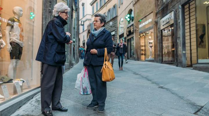 пенсійний вік в Італії