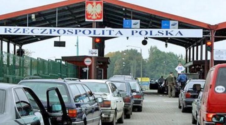 перетин кордону Польщі