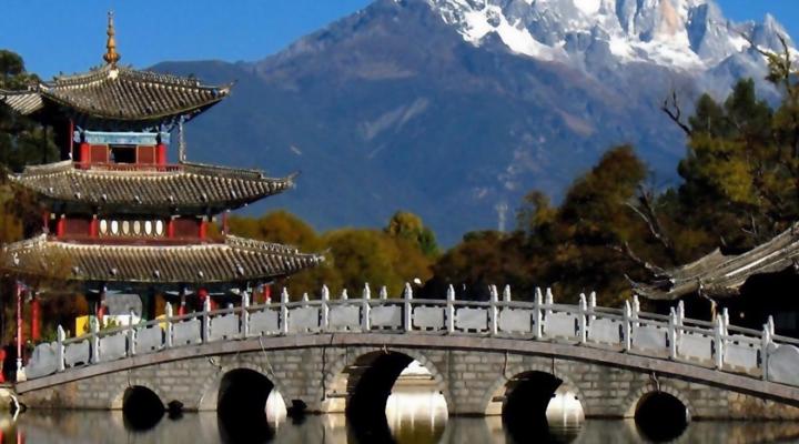 путешествия по Китаю