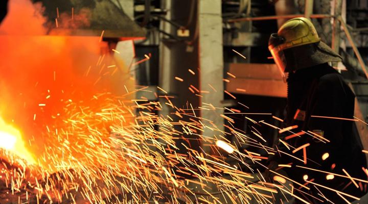 работники предприятий горно-металлургического комплекса Украины