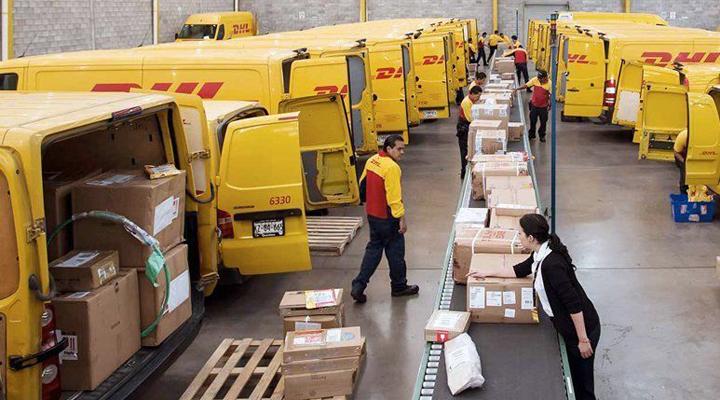 трудоустройство в компании DHL