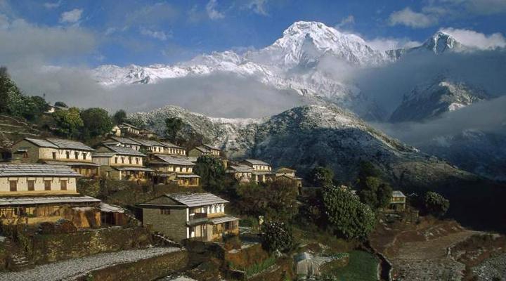 туристичний сектор Непалу