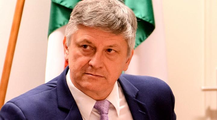 Уполномоченный министра иностранных дел Венгрии Иштван Грежа