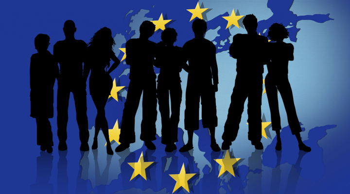 рівень безробіття в Євросоюзі