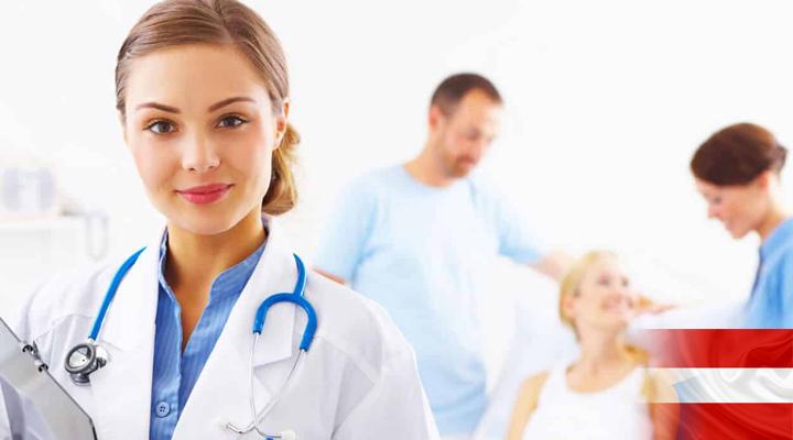условия труда врачей в Австрии