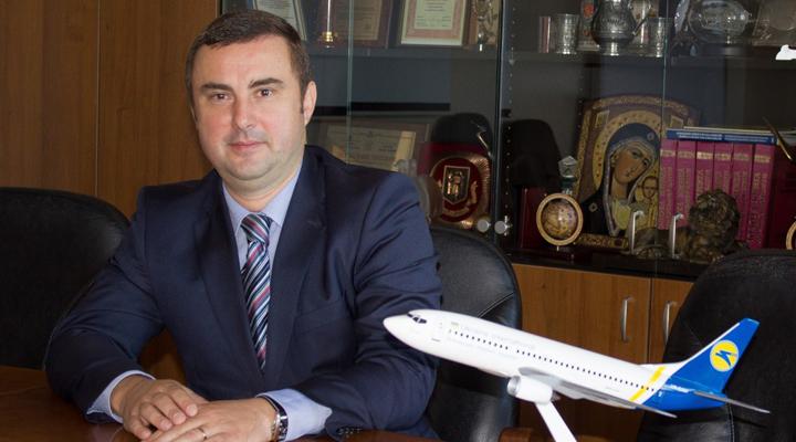 вице-президент МАУ Сергей Фоменко