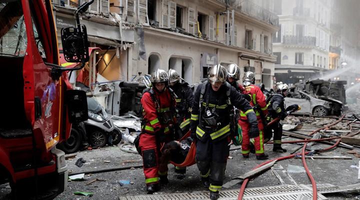 вибух в Парижі