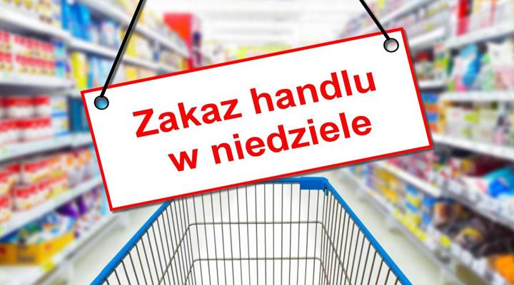 Закон про обмеження торгівлі в неділю в Польщі