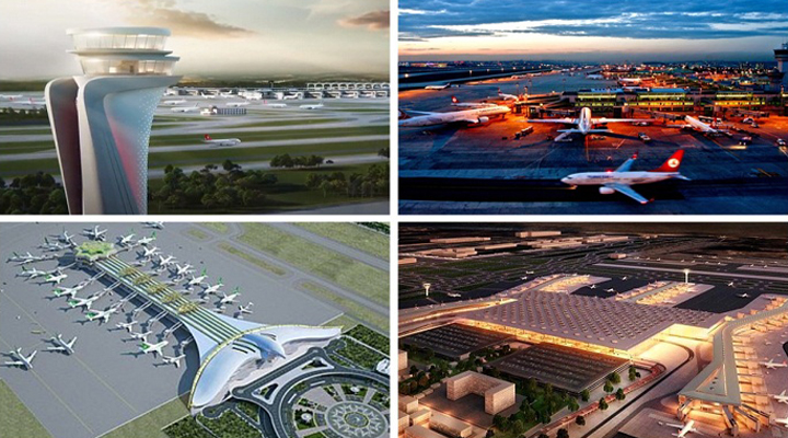 аэропорт-гигант в Стамбуле