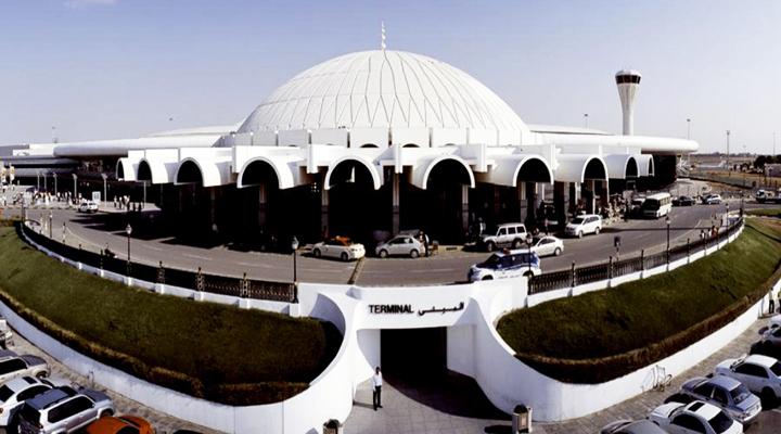 аэропорт в Шардже