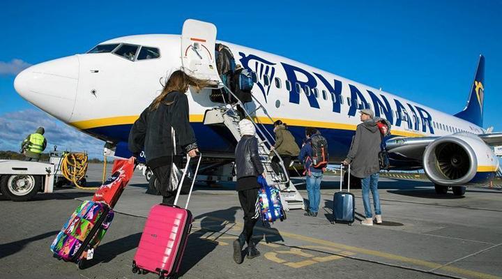 акція від лоукостера Ryanair